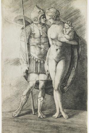 Mars and Venus, C. 1510-1512