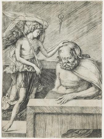 The Guardian Angel, C. 1509