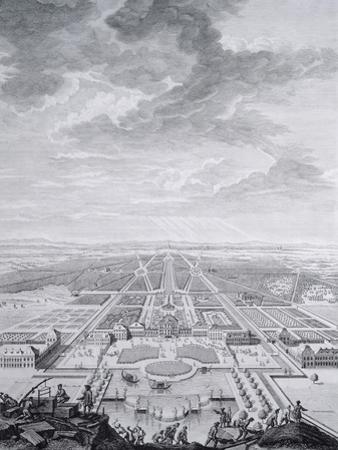 Nimphenburg Castle and Nimphenburg Gardens, Germany 18th Century