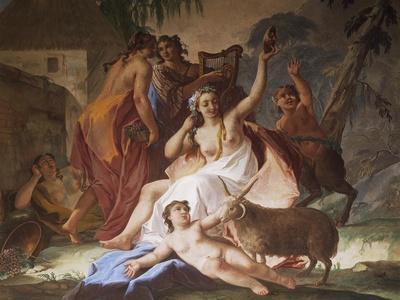 Bacchanal, Ca 1770