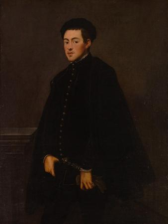 Portrait of a Man, c.1560 by Jacopo Robusti Tintoretto