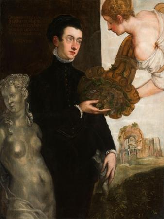 Portrait of Ottavio Strada, 1567