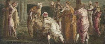Saint Helen Testing the True Cross, C.1545