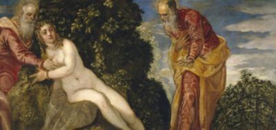 Susannah and the Elders, 1552-55