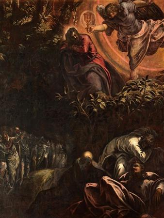 The Agony in the Garden, c.1570 by Jacopo Robusti Tintoretto