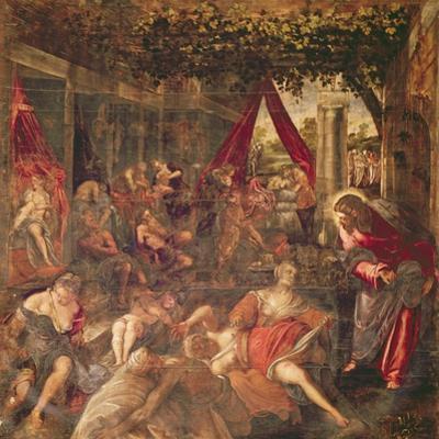 The Bethesda Pool, C.1550s