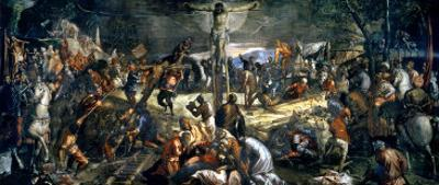 The Crucifixion of Christ, 1565