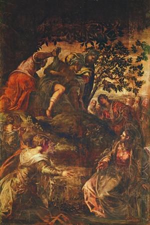 The Raising of Lazarus, C.1575