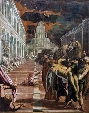 Transport of the Body of St. Mark, 1562-66