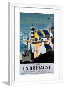 La Bretagne by Jacquelin