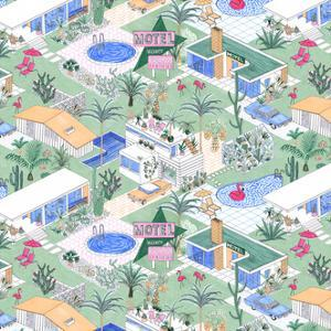 Palm Springs by Jacqueline Colley