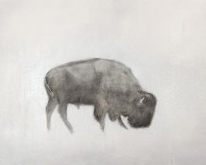Buffalo (left) by Jacqueline Neuwirth