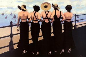 Afternoon on the Boardwalk by Jacqueline Osborn