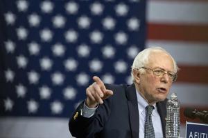Campaign 2016 Trail - Bernie Sanders by Jacquelyn Martin