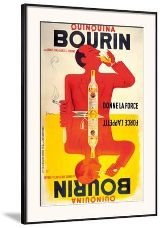 Quinquina Bourin by Jacques Bellenger