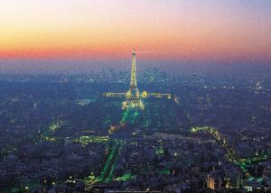 Paris et la Cathedrale by Jacques Boulay