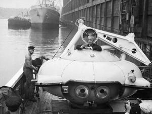 Jacques Cousteau (1910-1997)