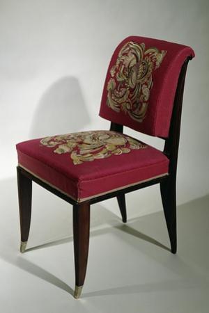 Art Deco Style Chair, Ca 1925