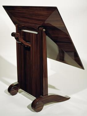 Art Deco Style Cla-Cla Table, Ca 1925 by Jacques-emile Ruhlmann