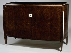 Art Deco Style Commode, Ranon Model, 1926 by Jacques-emile Ruhlmann