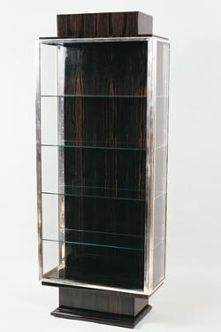 Art Deco Style Display Cabinet by Jacques-emile Ruhlmann