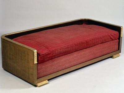 Art Deco-Style Sofa, Ducharnebronz Model, 1925