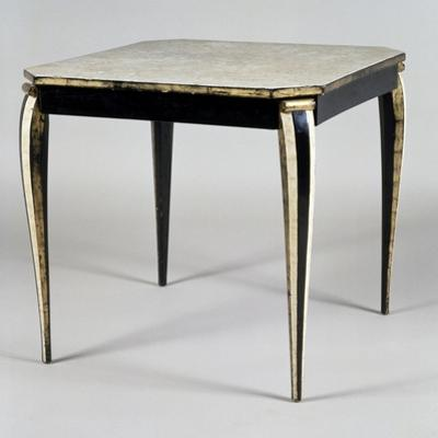 Art Deco Style Table