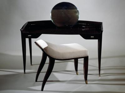 Dressing Table and Stool, Ca 1925