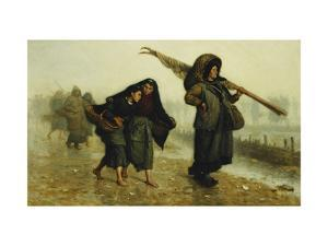 The Shell Collectors by Jacques Eugene Feyen
