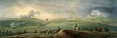 Napoleon I (1769-1821) Observing the Battle of Austerlitz, 2nd December 1805