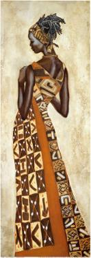 Femme Africaine II by Jacques Leconte