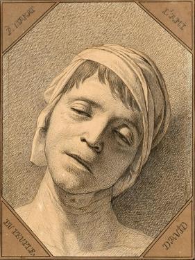 Jean Paul Marat by Jacques Louis David