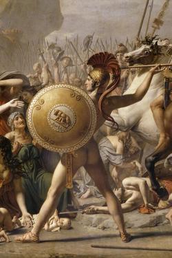 Les Sabines by Jacques-Louis David