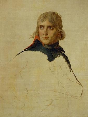 Napoleon Bonaparte, Study (1797/98)