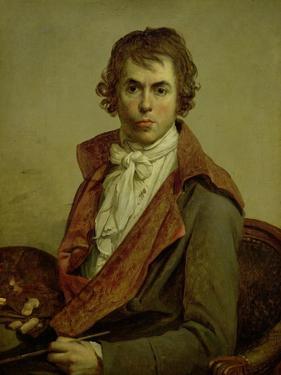 Self Portrait, 1794 by Jacques-Louis David
