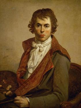 Self-Portrait, 1794 by Jacques Louis David