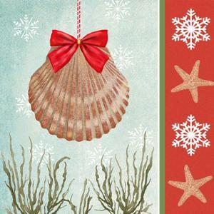 Christmas Coastal I by Jade Reynolds