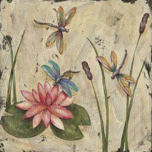 Dancing Dragonflies II by Jade Reynolds