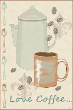 Love Coffee by Jade Reynolds