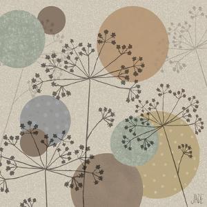 Polka-Dot Wildflowers II by Jade Reynolds