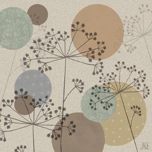 Polka-Dot Wildflowers II by Jade Reynolds