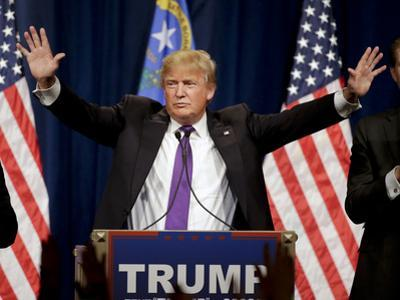 GOP 2016 Trump by Jae C Hong