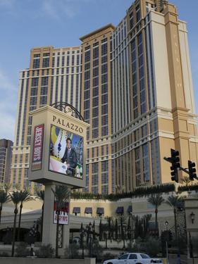 Las Vegas Sands Palazzo by Jae C. Hong