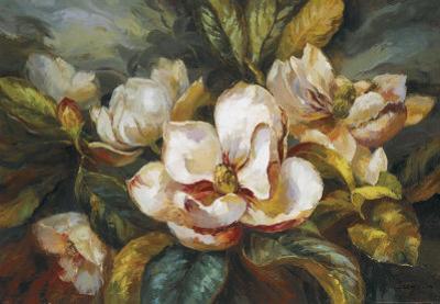 Magnolias by Jaeyna