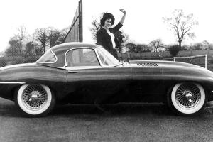Jaguar Car March 14, 1961