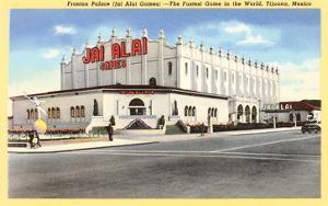 Jai Alai Palace, Tijuana, Mexico