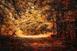 A Golden Journey by Jai Johnson