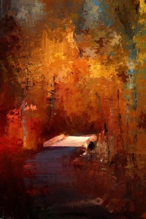 Crossing into Autumn by Jai Johnson