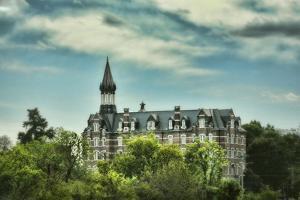Jubilee Hall at Fisk University Nasvhille Tennessee by Jai Johnson