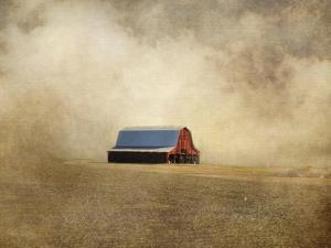 Red Barn in Missouri by Jai Johnson